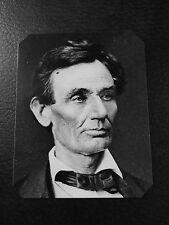 President Abraham Lincoln Civil War TinType C939RP