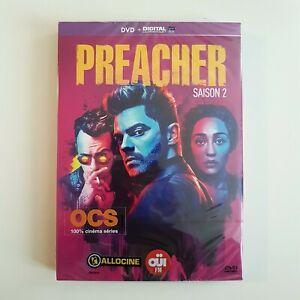 PREACHERS (INTEGRALE SAISON #2) ♦ DVD NEUF COFFRET ♦