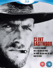 Clint Eastwood - 4-Film Collection [1964] (Blu-ray)