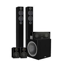 Monitor Audio Radius 270 - 5.1 AV Speaker Package Black