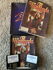 """Vintage Warlords 2 Ii (ssg 1993) Pc 3.5"""" Computer Game - Used Complete, Ibm"""