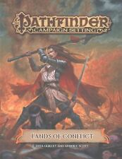 Pathfinder Campaign Setting: Lands of Conflict by Amber E. Scott (Paperback,...