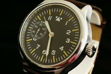Vintage military style German & CCCP WAR2 pilot's airforce watch LACO