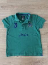 Boys Joules Polo Green Top - Age 5