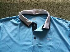 Nike tennis polo shirt size XXL RF Roger Federer 2008 French Open