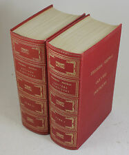 FREDERIC MISTRAL - OEUVRES POETIQUES - EDITION COMPLETE ET CRITIQUE 2 VOL - 1966