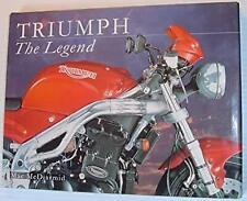 Triumph - The Legend, McDiarmid, Mac, Used; Good Book