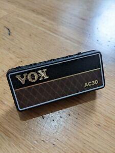 Vox AC30 Guitar Bass Headphone Amplifier