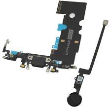 iPhone 8 Home Button Function Restoration Mod Charge Flex Kit Black Grey UK