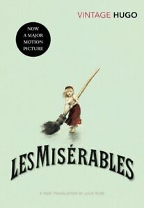 Les Miserables (Vintage Classics) by Hugo, Victor Paperback Book The Cheap Fast