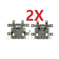 2 X Motorola Droid RAZR M / Luge XT907 Charger USB Charging Port Connector USA