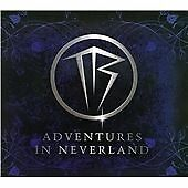 The Reasoning - Adventures in Neverland (2012) CD