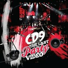 CD9 The last Party Video CD+DVD New Sealed