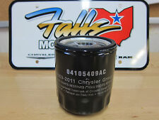 2001-2011 Chrysler Dodge Jeep Engine Oil FIlter Mopar OEM