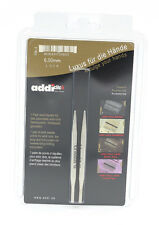 US#10/ 6mm addi click LACE needle tips