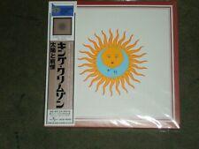 King Crimson Larks' Tongues In Aspic Japan Mini LP