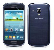 Samsung Galaxy S3 Mini Value Edition GT-I8200N Pebble Blue Ohne Simlock (B-Ware)