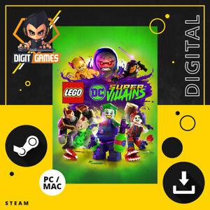 LEGO DC Super Villains - Steam Key / PC & Mac Game