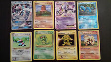 EX and GX High Value 8 Pokemon Card Pack - Mewtwo - Primarina - Clauncher - etc.
