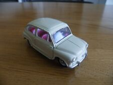 FIAT 600 DINKY TOYS - MADE IN FRANCE - N°520 - 1963