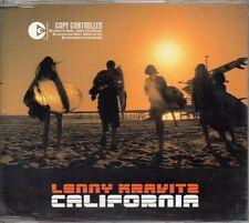 LENNY KRAVITZ - CALIFORNIA - CD SINGLE (OTTIME CONDIZIONI)