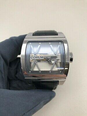 Corum Ti-Bridge Titanium Limited Edition B007/00660 - 007.400.04/0F81 0000 Used