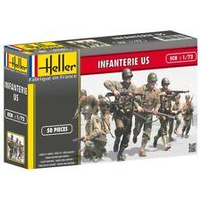 Heller 1/72 WWII US Infantry # 49601