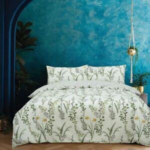 Vantona Boutique Wildflowers Duvet Cover Set & Pillowcase - Sold Separately