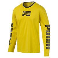 PUMA Men's Rebel Bold Long Sleeve Tee