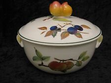 ROYAL WORCESTER EVESHAM VALE COVERED DISH