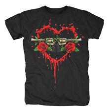 GUNS N´ROSES - Bloody Bullet Heart T-Shirt
