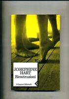 Josephine Hart # RICOSTRUZIONI # Feltrinelli 2002 1A ED.