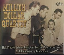 Million Dollar Quartet, from Reader's Digest, CD, 2011, Elvis/Cash/Perkins/Lewis