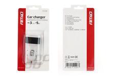 Cargador de Móvil USB para Coche, moto 3 x USB