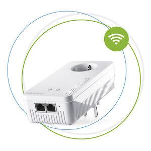 Devolo Magic 1 Wifi Einzeladapter Powerline WLAN Erweiterung Steckdose 1200 Mbps