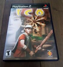ICO - SONY PS2 - NTSC US CANADA - MINT AND COMPLETE!