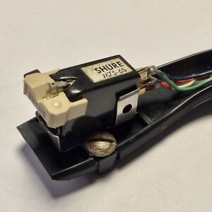 Shure M75-6S Cartridge, Headshell And Stylus.