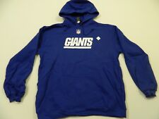 M66 NEW REEBOK New York Giants Hoody Sweatshirt Jacket  MEN'S S, XL, 2XL