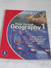 Think Through Geography: Bk. 1: Student Book by J. S...