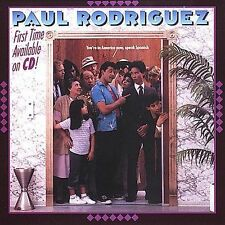RODRIGUEZ,PAUL-YOU`RE IN AMERICA NOW SPEAK SPANISH  CD NEW