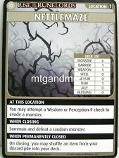 Pathfinder Adventure Card Game - 1x Nettlemaze - Burnt Offerings