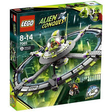 LEGO Space Alien Conquest 7065 ALIEN MOTHERSHIP