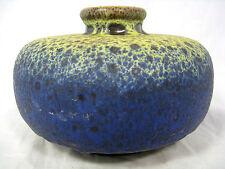 70´s design Fat Lava pottery Keramik vase Steuler  rare glaze variation 130 / 10