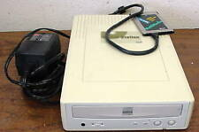 EXP EXTERNAL CD-RW STATION MODEL NUMBER CRW-785  FREE SHIPPING