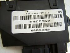 Chrysler Voyager (2001-2004) Tailgate Relay, 04686687AI