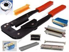IDC/IDS Ribbon Cable Crimper/Crimping/Crimp Hand Tool IDE/SCSI/Centronics$SHdisc
