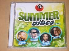 CD RARE / VT4 / SUMMER VIBES 2011 / NEUF SOUS CELLO