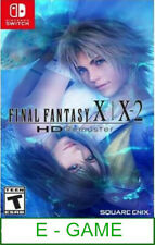 Nintendo Switch Final Fantasy X|X-2 HD Remastered ★Brand New & Sealed★
