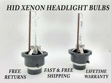 6000K Diamond White HID Xenon Headlight Bulb for Infiniti JX35 2013 High & Low