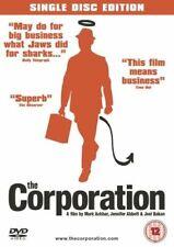 The Corporation [DVD] By Mark Achbar,Bart Simpson,Joel Bakan,Harold Crooks.
